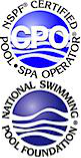 Outer Banks Certified Pool Operator national Swimming Pool Foundation